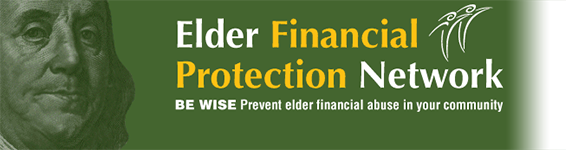 Elder Financial Protection Network, Logo